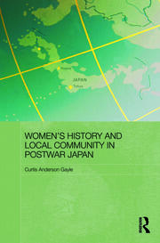 Women's History and Local Community in Postwar Japan