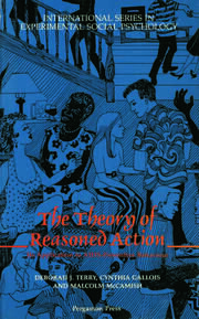 The Theory of Reasoned Action: Its application to AIDS-Preventive Behaviour