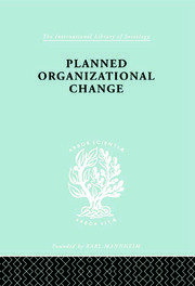 Planned Organizn Chang Ils 158