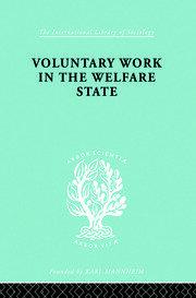 Volunt Work&Welf State Ils 197