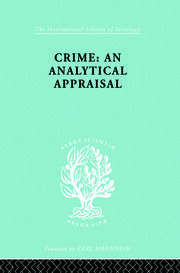 Crime:Analyt Appraisal Ils 201