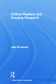 Critical Realism and Housing Research
