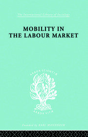 Mobility in the Labour Market: Employment Changes in Battersea and Dagenham