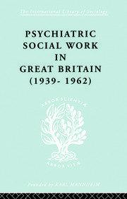 Psych Soc Work Gt Brit Ils 264