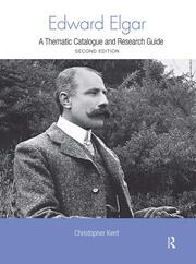 Edward Elgar: A Thematic Catalogue and Research Guide