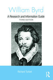 William Byrd: A Research and Information Guide
