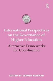 International Perspectives on the Governance of Higher Education