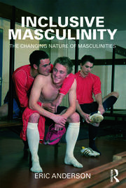 Featured Title - Inclusive Masculinity - 1st Edition book cover