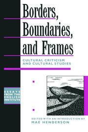 Borders, Boundaries, and Frames