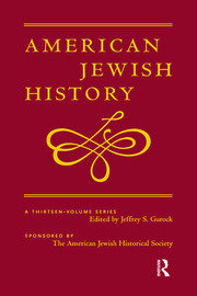 The Colonial and Early National Period 1654-1840: American Jewish History
