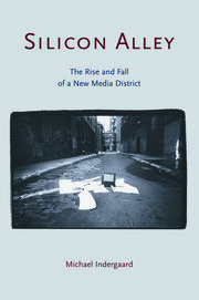 Silicon Alley: The Rise and Fall of a New Media District