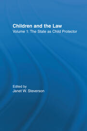 The State as Child Protector: Children and the Law