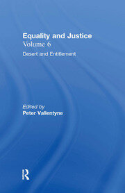 Desert and Entitlement: Equality and Justice