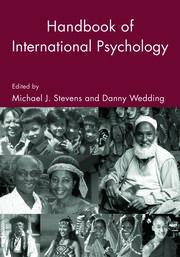 HANDBOOK INTERNATONAL PSYCHOLOGY