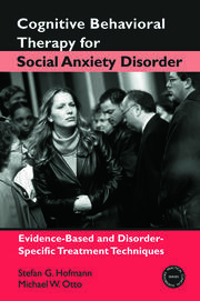 Cognitive Behavioral Therapy for Social Anxiety Disorder: Evidence-Based and Disorder-Specific Treatment Techniques