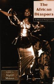 African Diaspora: A Musical Perspective