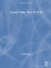 Caesar's Gallic Wars 58-50 BC