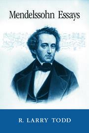 Mendelssohn's Ossianic Manner, with a New Source—On Lena's Gloomy Heath