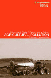 Agricultural Pollution: Environmental Problems and Practical Solutions