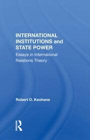 Reciprocity in International Relations