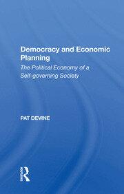 Democracy and Economic Planning