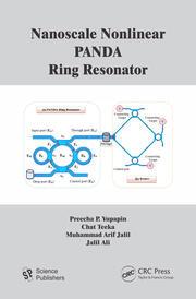 Nanoscale Nonlinear PANDA Ring Resonator
