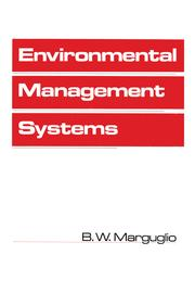 Environmental Management Tenets