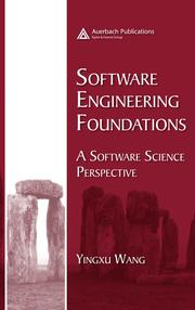 SYSTEM SCIENCE FOUNDATIONS OF SOFTWARE ENGINEERING