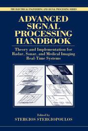 Advanced Signal Processing Handbook