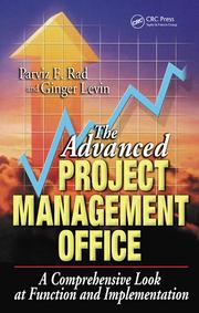 The Advanced Project Management Office