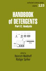 Analysis of Detergent Formulations—General Procedure