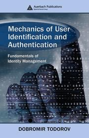 Mechanics of User Identification and Authentication