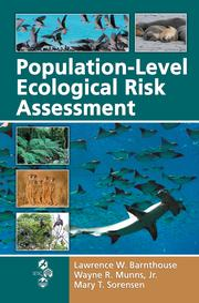 A Framework for Population-Level Ecological Risk Assessment