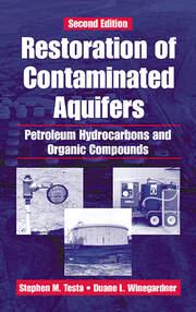 Restoration of Contaminated Aquifers