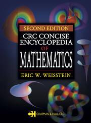 CRC Concise Encyclopedia of Mathematics