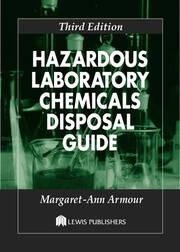 Hazardous Laboratory Chemicals Disposal Guide