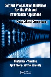 Content Preparation Guidelines for the Web and Information Appliances