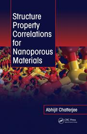 Structure Property Correlations for Nanoporous Materials