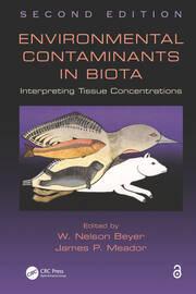 Environmental Contaminants in Biota