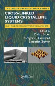 Anisotropic Emitting Cross-Linked Polymers Based on Liquid Crystals