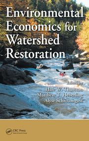 Environmental Economics for Watershed Restoration