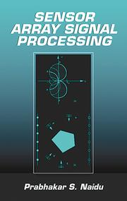 Sensor Array Signal Processing
