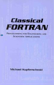 Classical FORTRAN