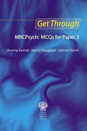 Get Through MRCPsych: MCQs for Paper 3