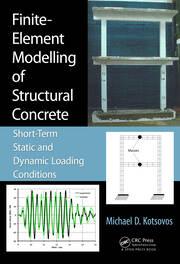 Structural concrete under impact loading