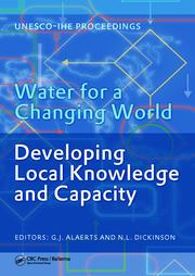 Knowledge modelling for the water sector: Transparent management of our aquatic environment