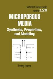 Microporous Media