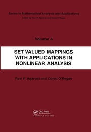 Set Valued Mappings with Applications in Nonlinear Analysis