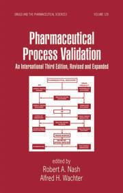 Validation of Lyophilization
