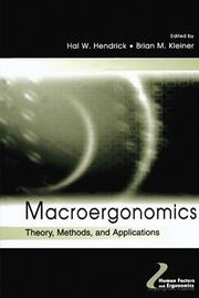 Macroergonomics